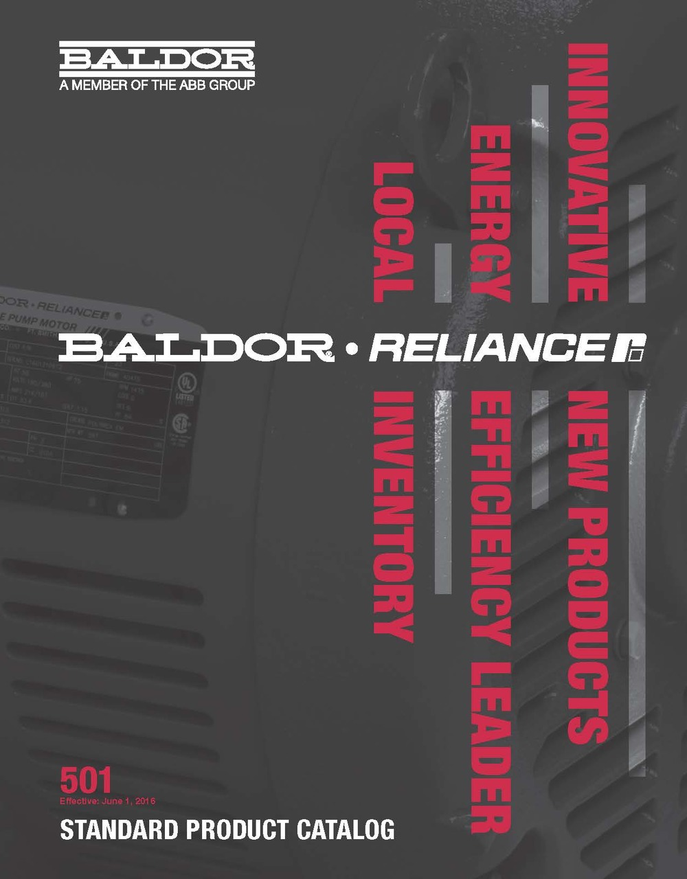 Baldor Motors & Drives