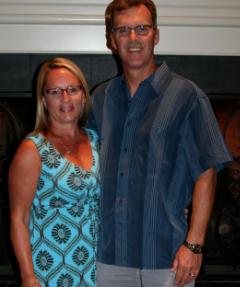 Bill and Sharon Hutchinson