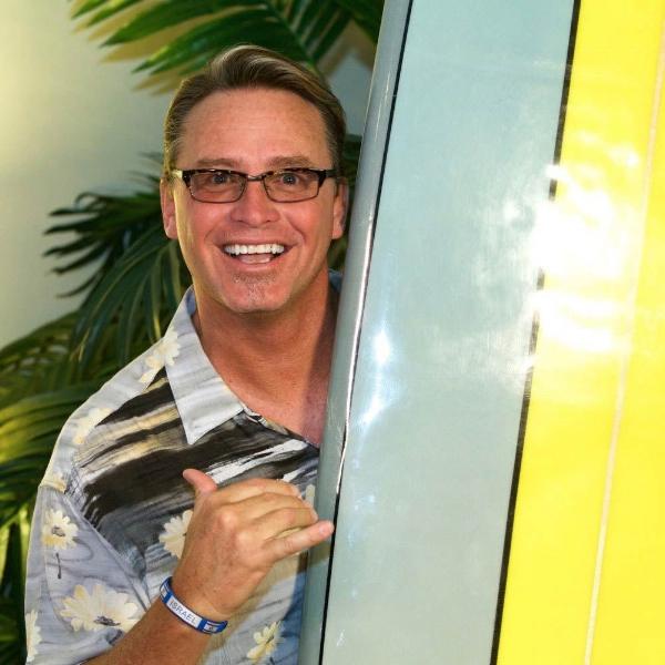 Waxer Tipton-Pastor at One Love Ministries Honolulu Hawaii.