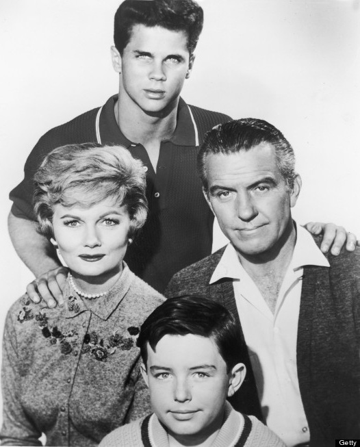 Imagine my surprise… - When my swim teacher that summer was Wally (Tony Dow) from Leave It To Beaver!