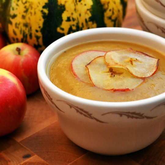RoastAppleWinterSquashSoup