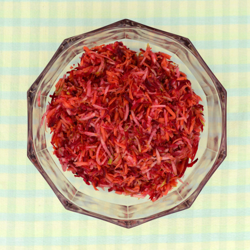 ShreddedAppleBeetCarrotSalad