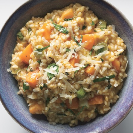 ButternutSquashRisotto