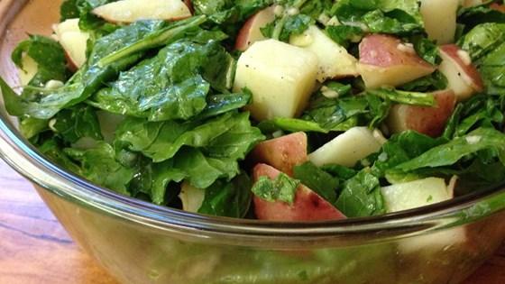 Potato Arugula Salad