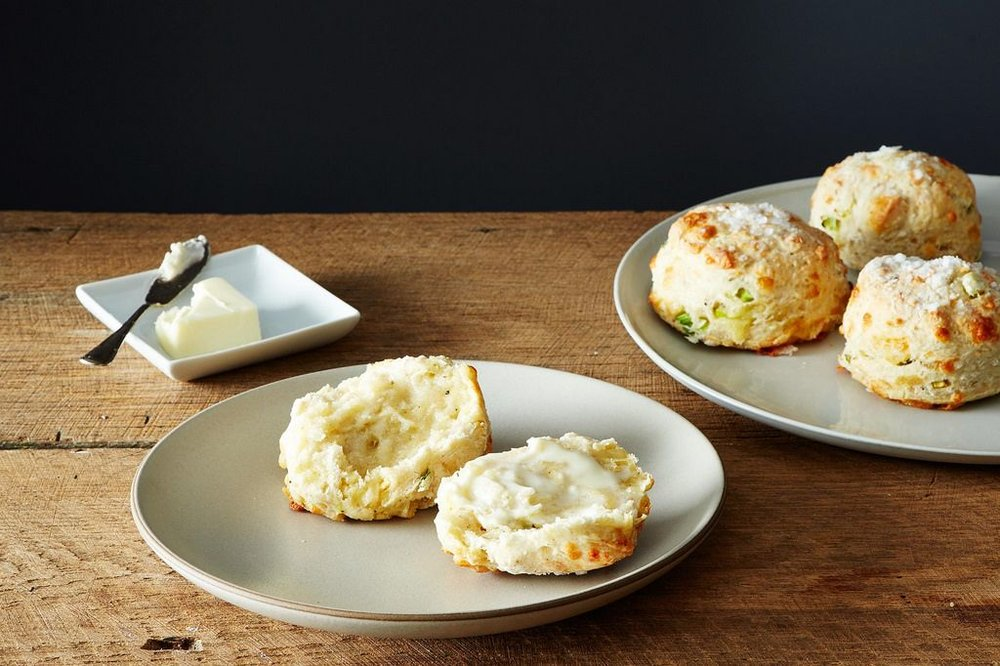 Food52's Provisions Editor,  Posie Harwood , teaches us how to make light, fluffy biscuits without butter or oil -- and without a recipe -- in under 20 minutes.