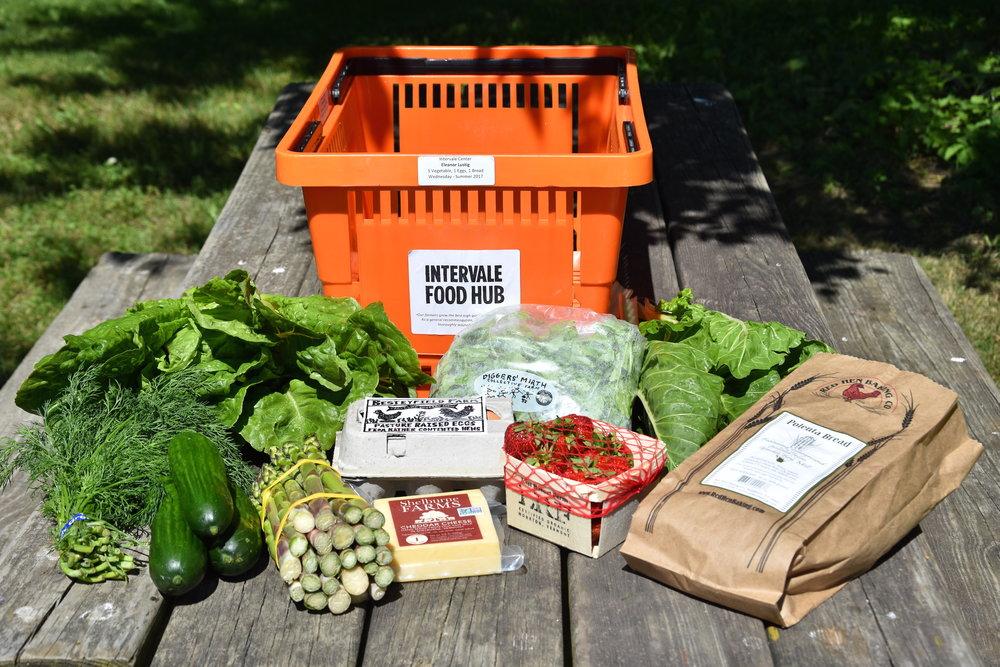 Intervale Food Hub Summer