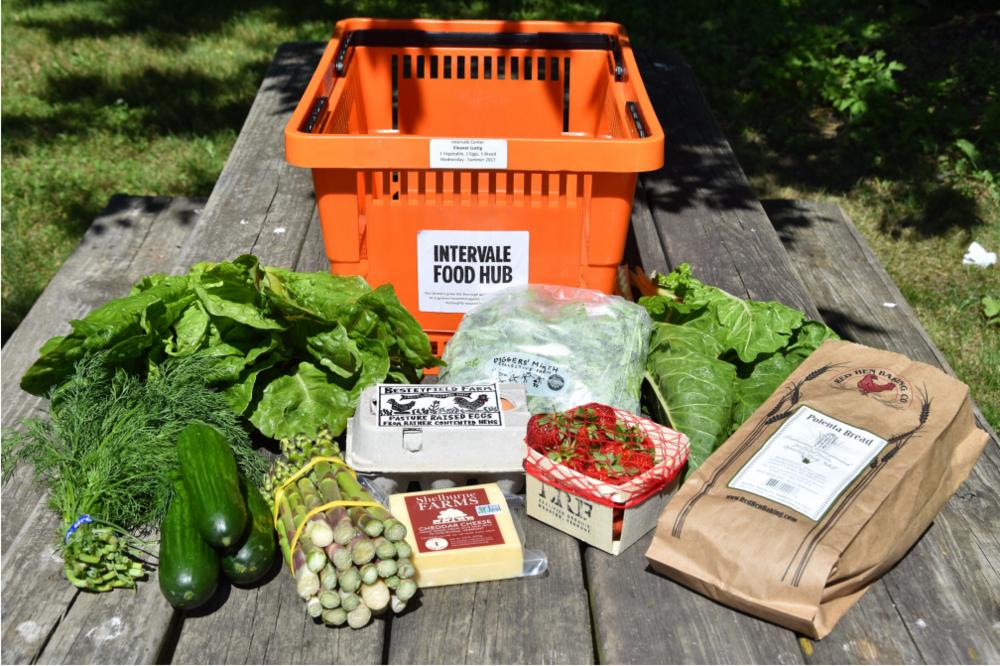Intervale Food Hub Localvore Package