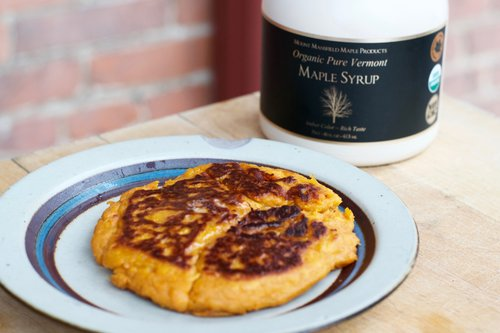 Sweet Potato Pancakes (Sweet or Savory)