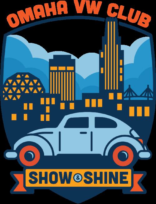 Omaha VW Club Rory Harms Design - Omaha car show