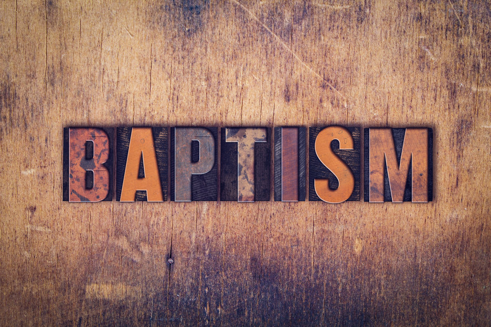 Baptism - Baptism is very simple…and at the same time the solemn act of baptism and the commitment people make to God the Father, Jesus Christ the Son and to the Holy Spirit is anything but simple!