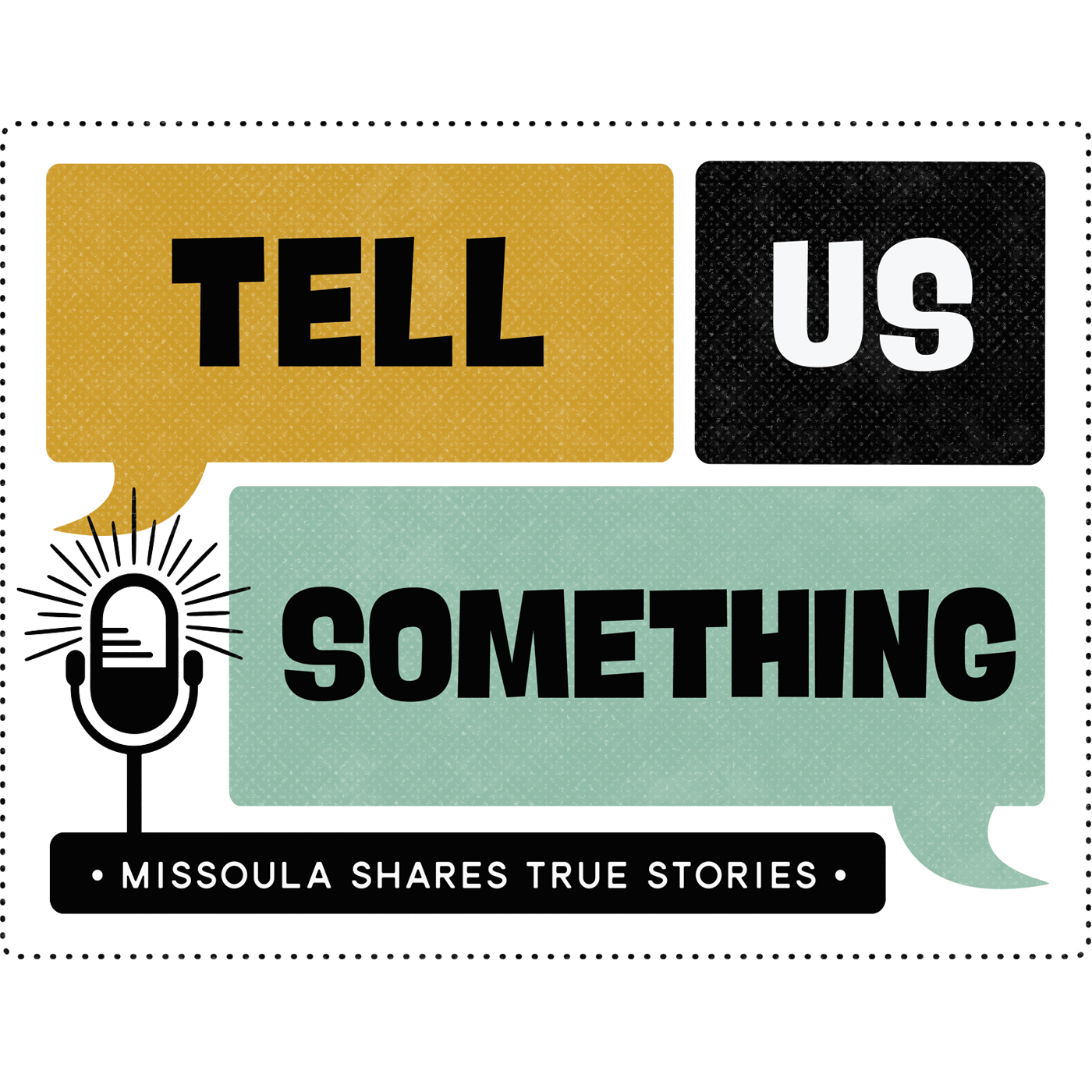 Listen to Stories - Tell Us Something