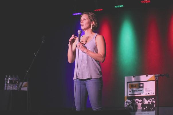 Jill Beauchesne Alban - Storyteller