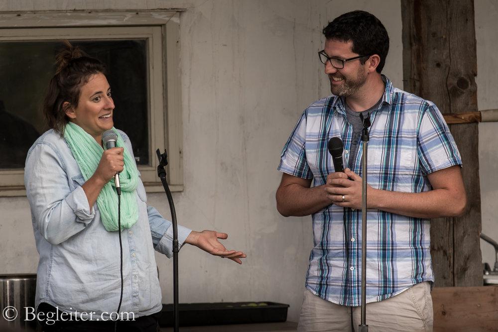 Melissa Kaplan Silverman & Gabriel Silverman