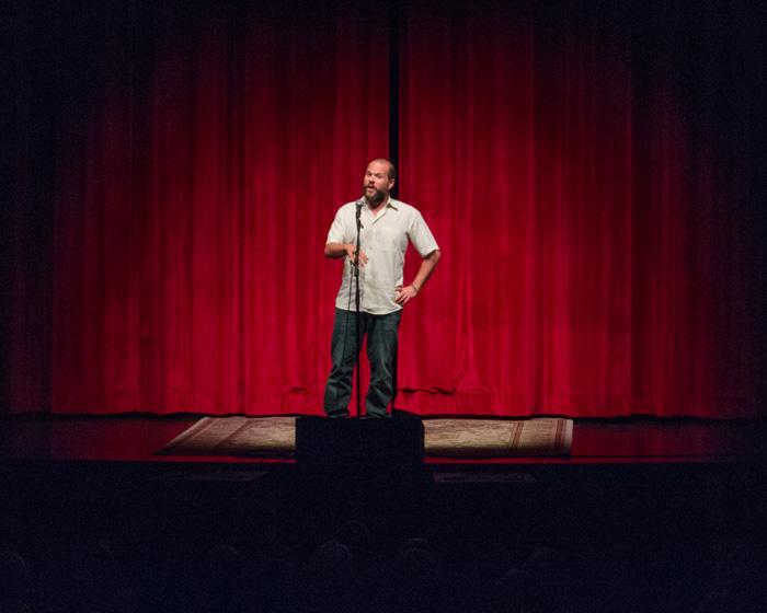 Tell Us Something - live storytelling - Jason Weiner