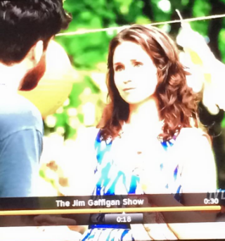 Playing an upper east side concerned mom on THE JIM GAFFIGAN SHOW!