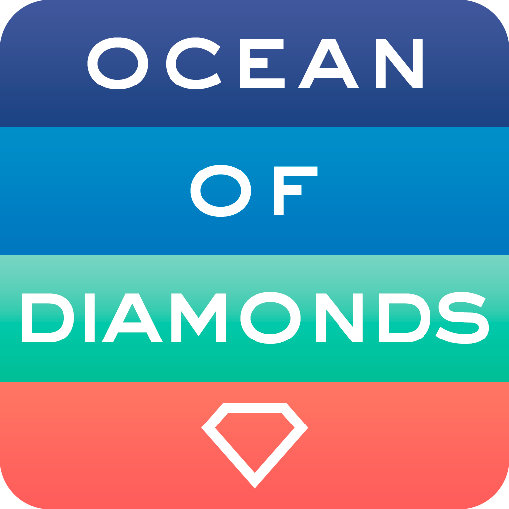 Ocean of Diamonds - Custom Jewelry App
