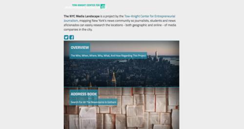 NYC Media Landscape