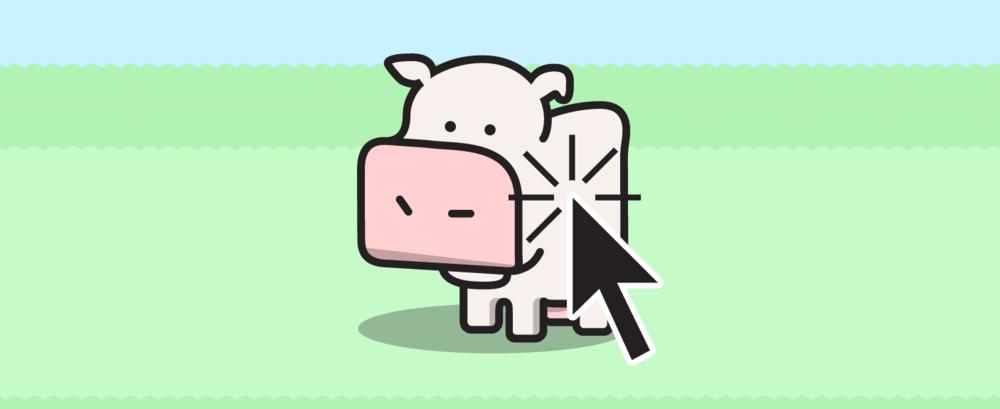 Imagem principal do jogo da vaquinha/Divulgação