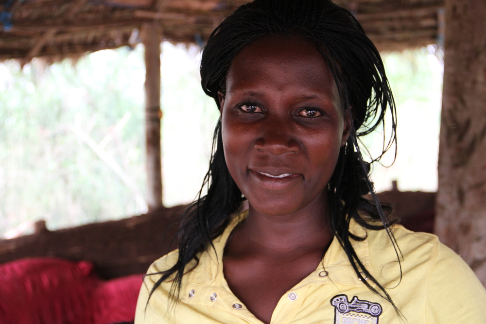 Dianah - loving and caring mom who has taken on a leadership role in Empowered Voices