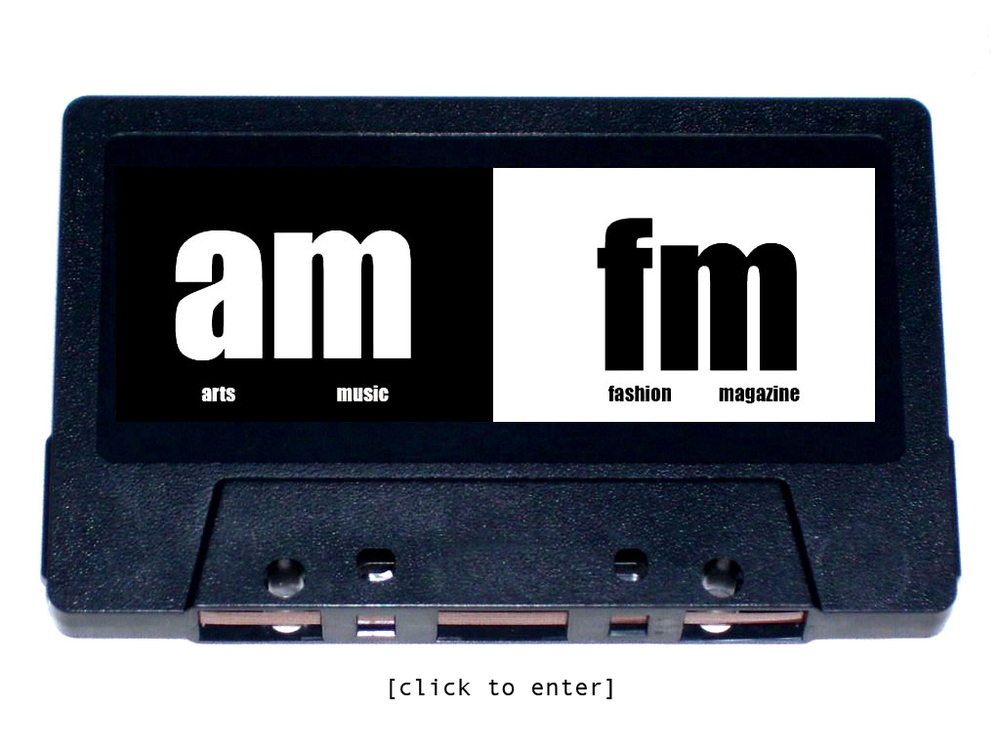 4 An AMFM logo or fotage of an event (8 pts)
