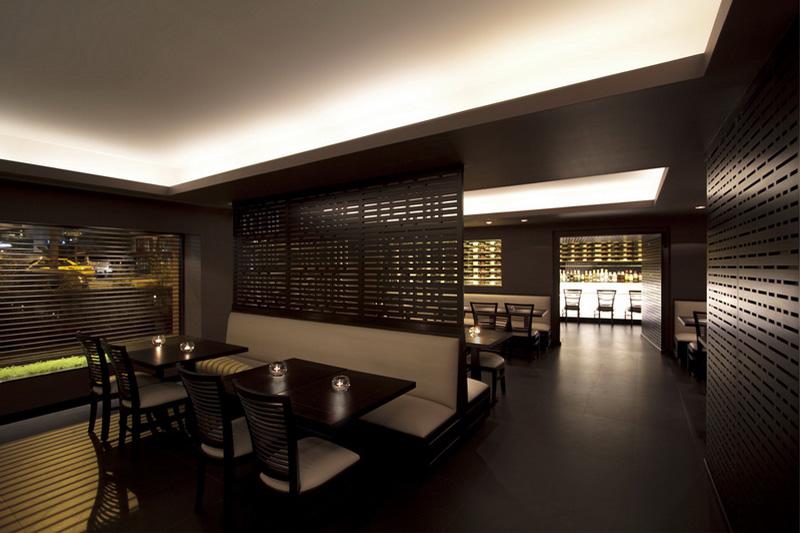 Dim Sum Bar Hou De Sousa Interesting Bar Interiors Design