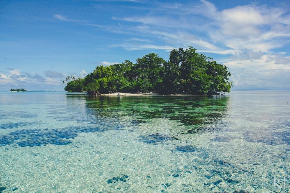 Kolombangara Reefs