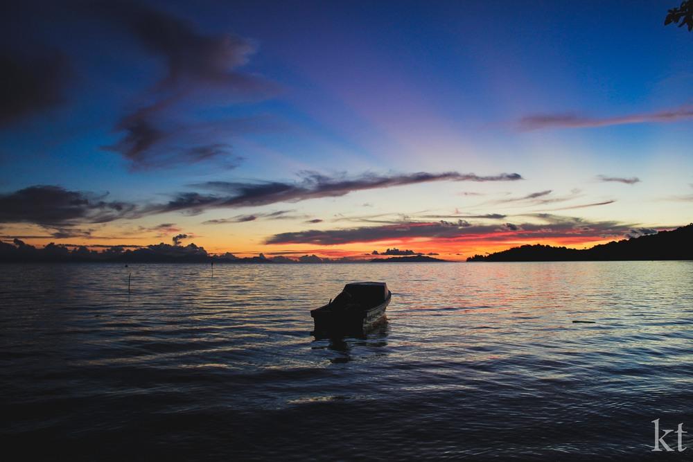Ngella Sunset