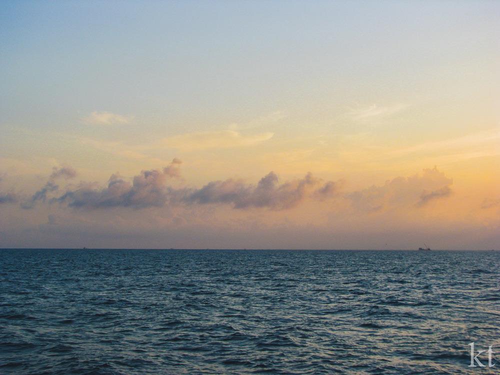 Cajun Sunset