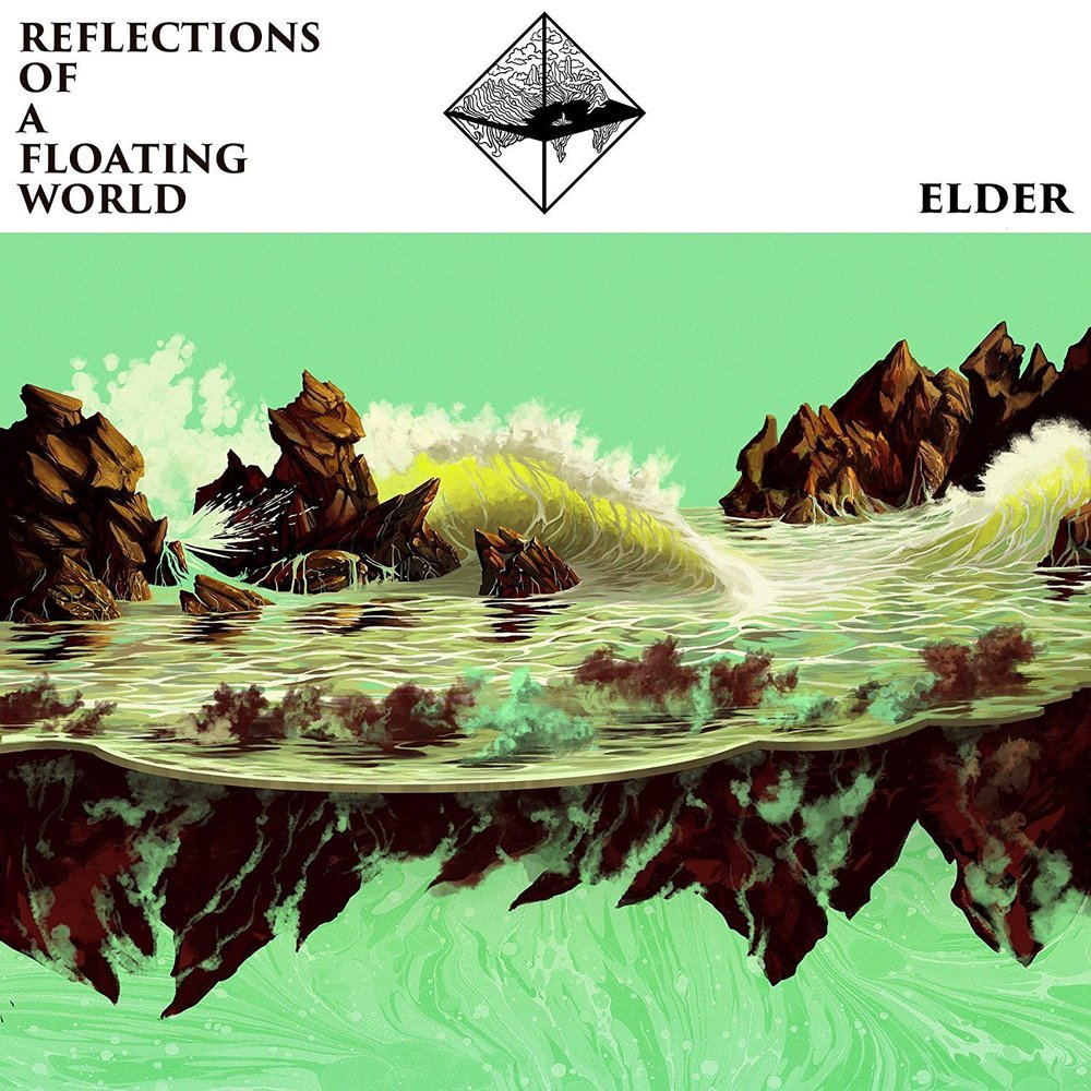15. Elder - Reflections of a Floating World - I thought this album would feature higher on my list, especially after my self-proclaimed adoration for 2015's Lore - but that seemed to be the problem, that there was nothing like Lore before it, but Reflections of a Floating World is very much like Lore. I am unfair of course because Elder has put out yet another incredible album that ebbs and flows with free-flowing psychedelic melodies and seamlessly marries desert rock and progressive metal.