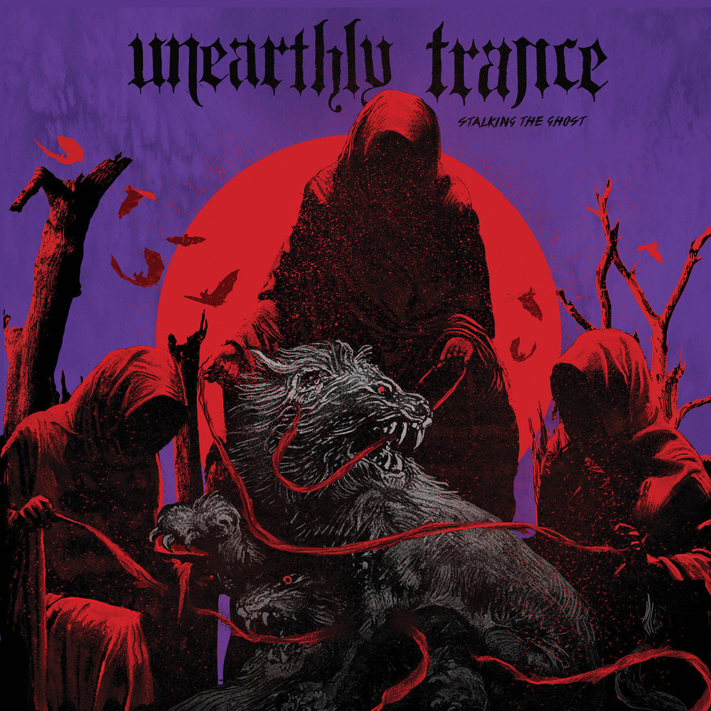 13. Unearthly Trance - Stalking the Ghost - Claustrophobic sludge/doom delivered the way only Unearthly Trance can, Stalking the Ghost is a crushing, heavy, and destructive piece of work. It is an intense and grimy listen with slab-after-slab of filthy riffs that carry forward the legacy of Morbid-Tales-era Celtic Frost into a dark, relentless, and unforgiving future.