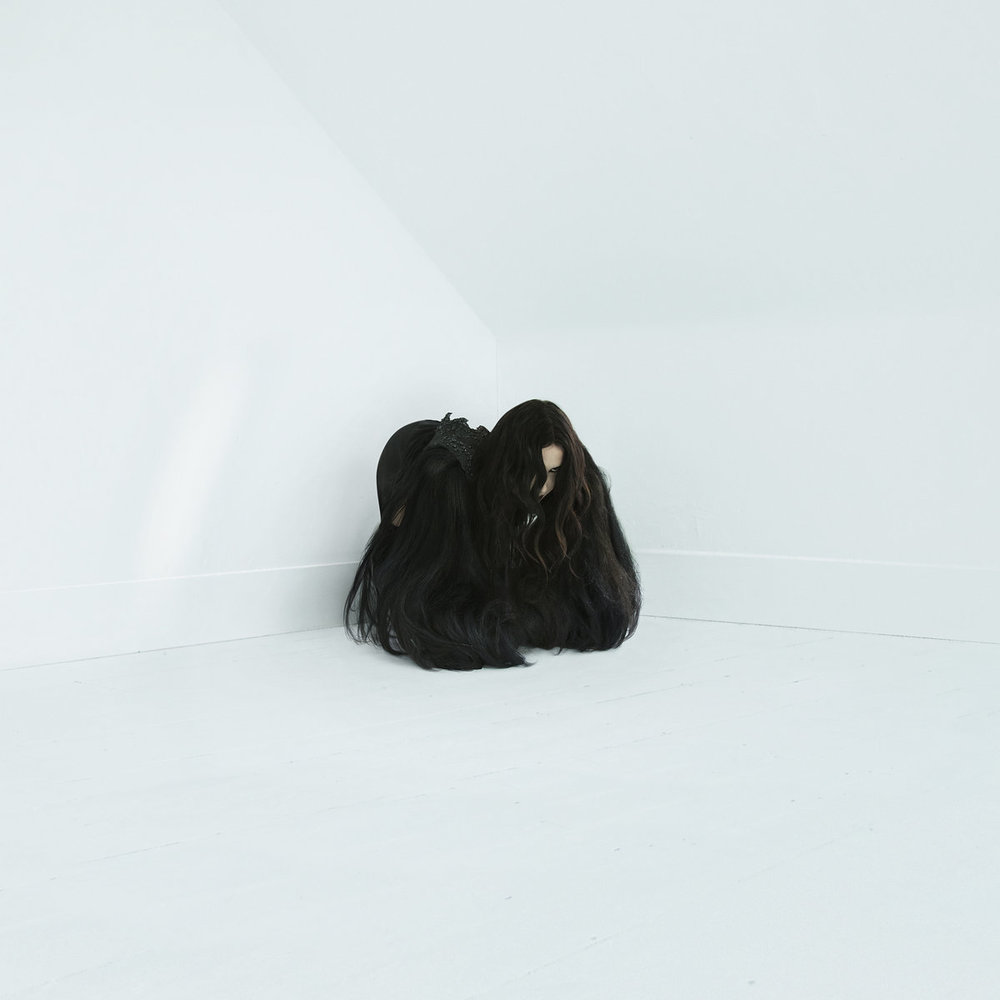 03. Chelsea Wolfe - Hiss Spun - What an ambitious effort! Singer/songwriter experimental sludge doom - who knew that could be a thing done so well? Hiss Spun twists and writhes as Chelsea Wolfe's haunting voice and brooding lyrics crawl alongside the massive wall of sound created by Ben Chisholm's guitars, static noise, and industrial glitch.