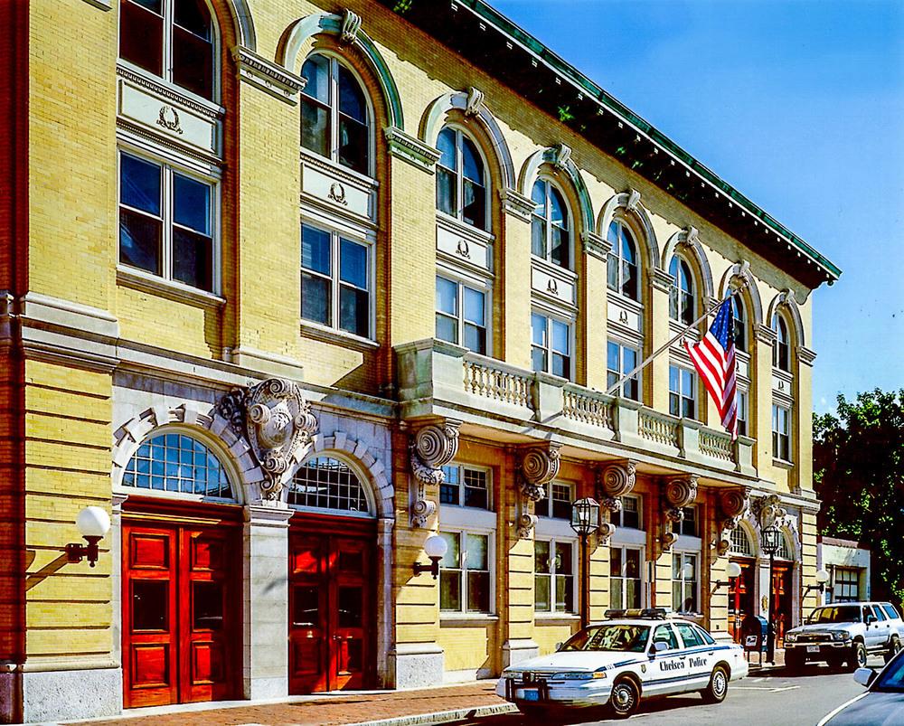 Chelsea Police Headquarters