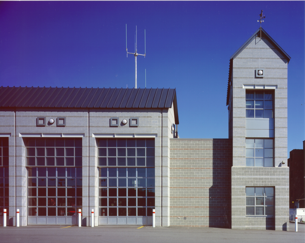 fitchburg fire headquarters