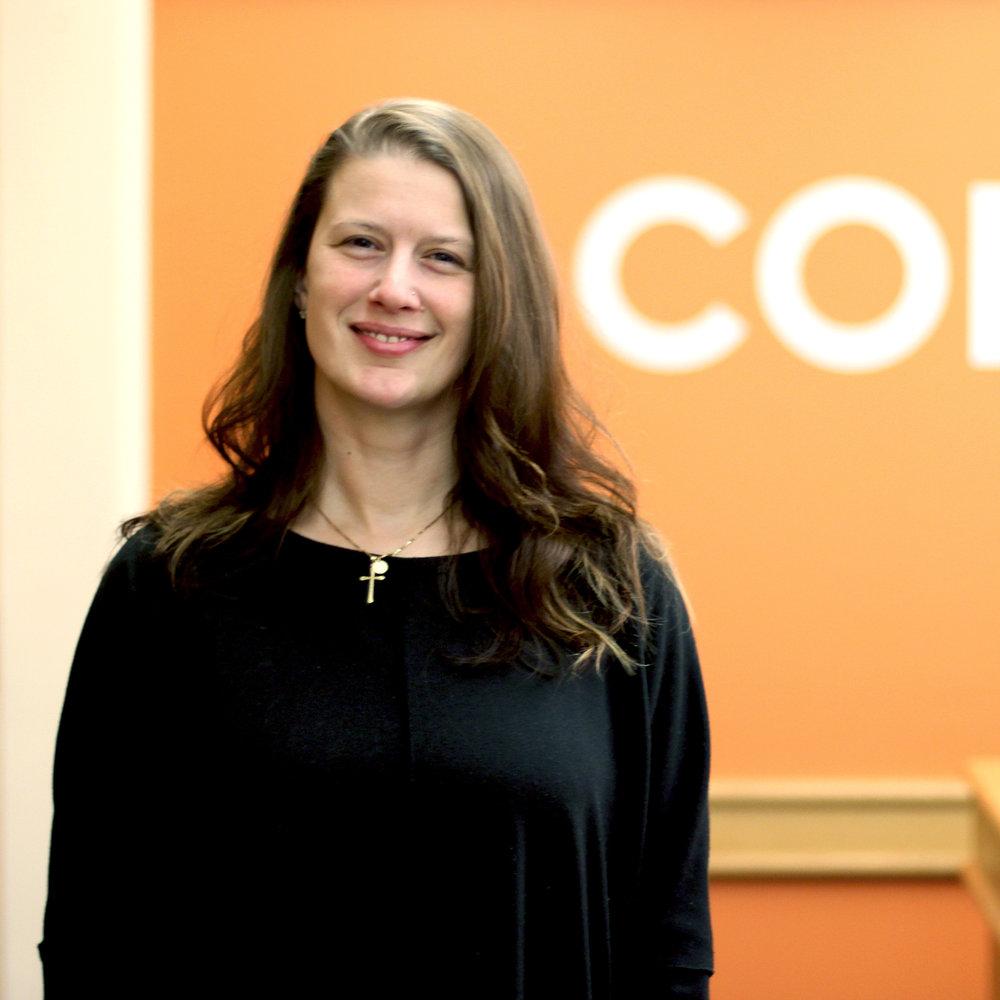Joanna Frechette I Director of Marketing -
