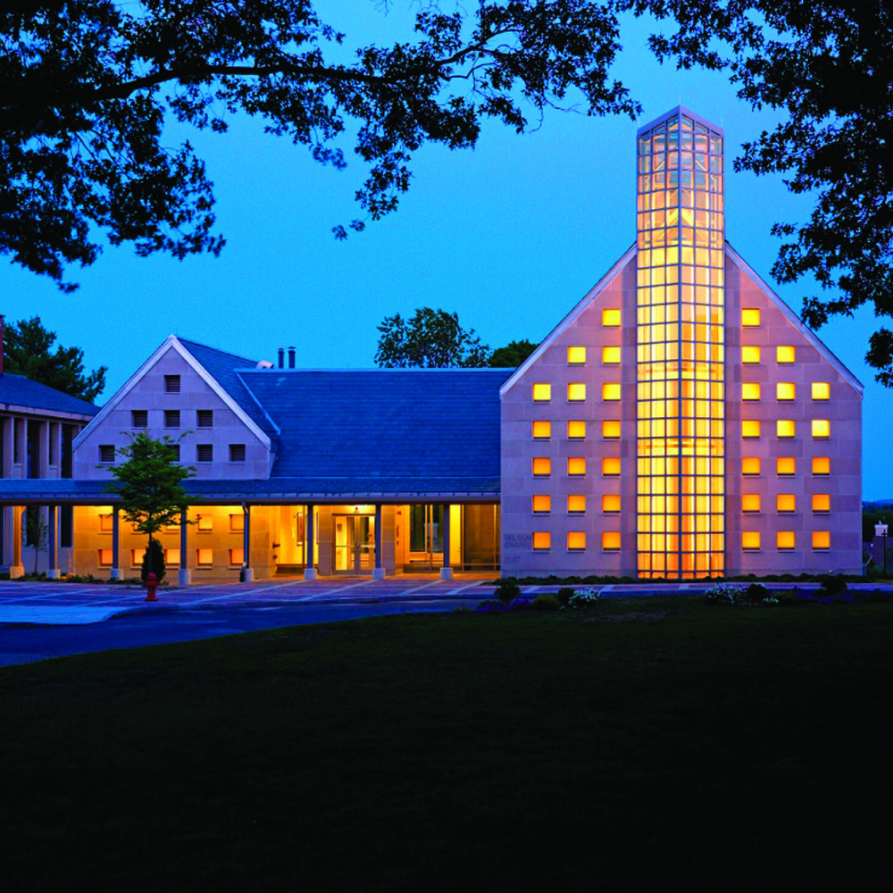Andover Newton Theological -