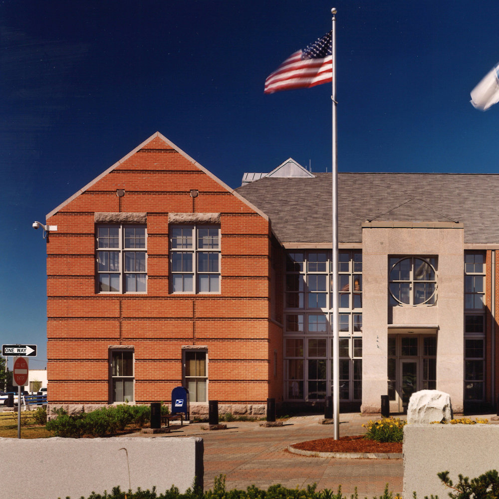 Haverhill Police Station -