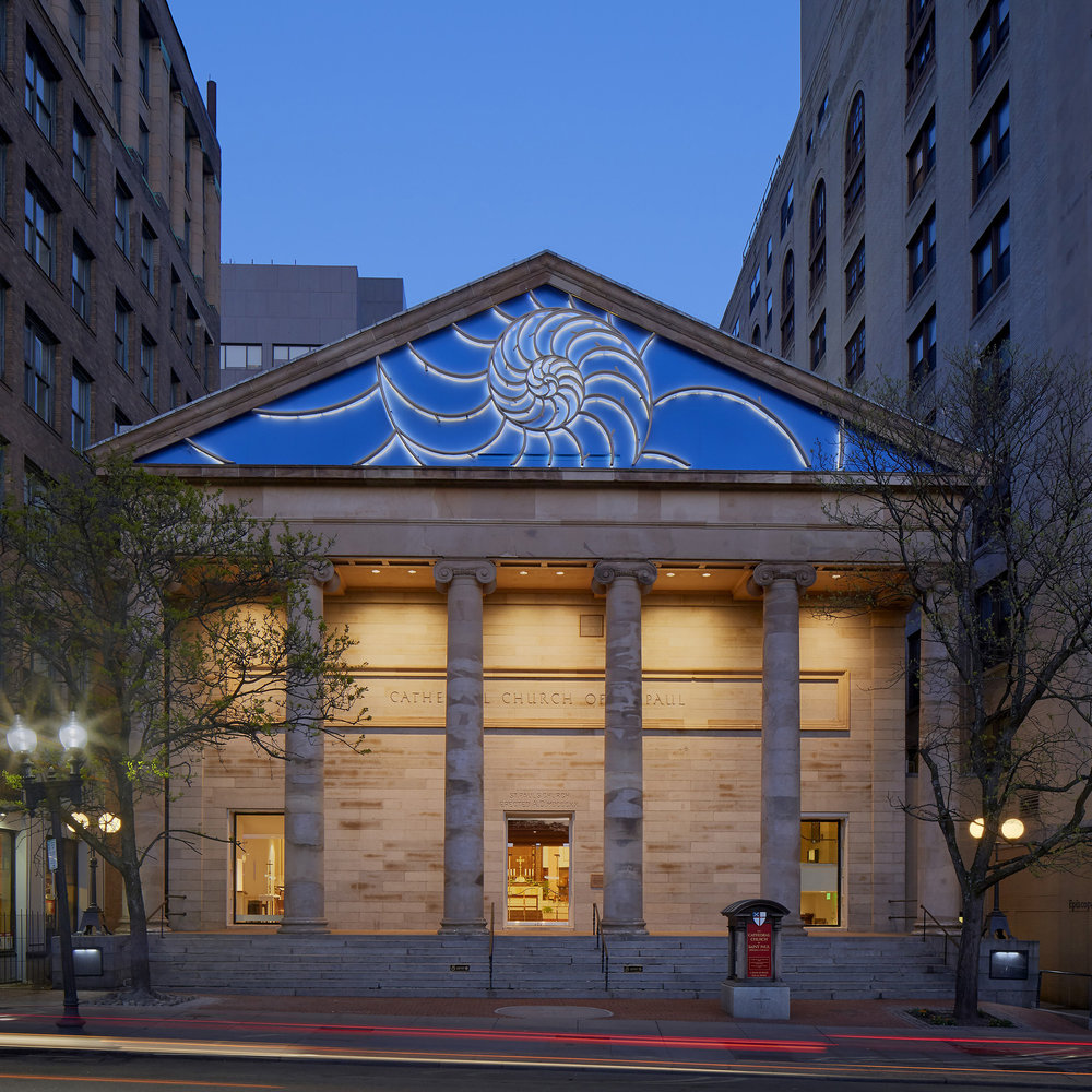 Cathedral Church of St. Paul -