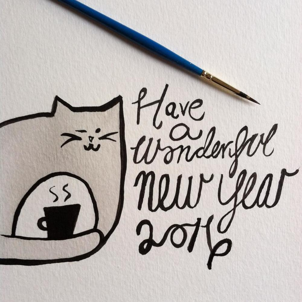 Kitties and coffee all year long!