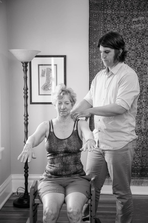 Rolfing massage Denver