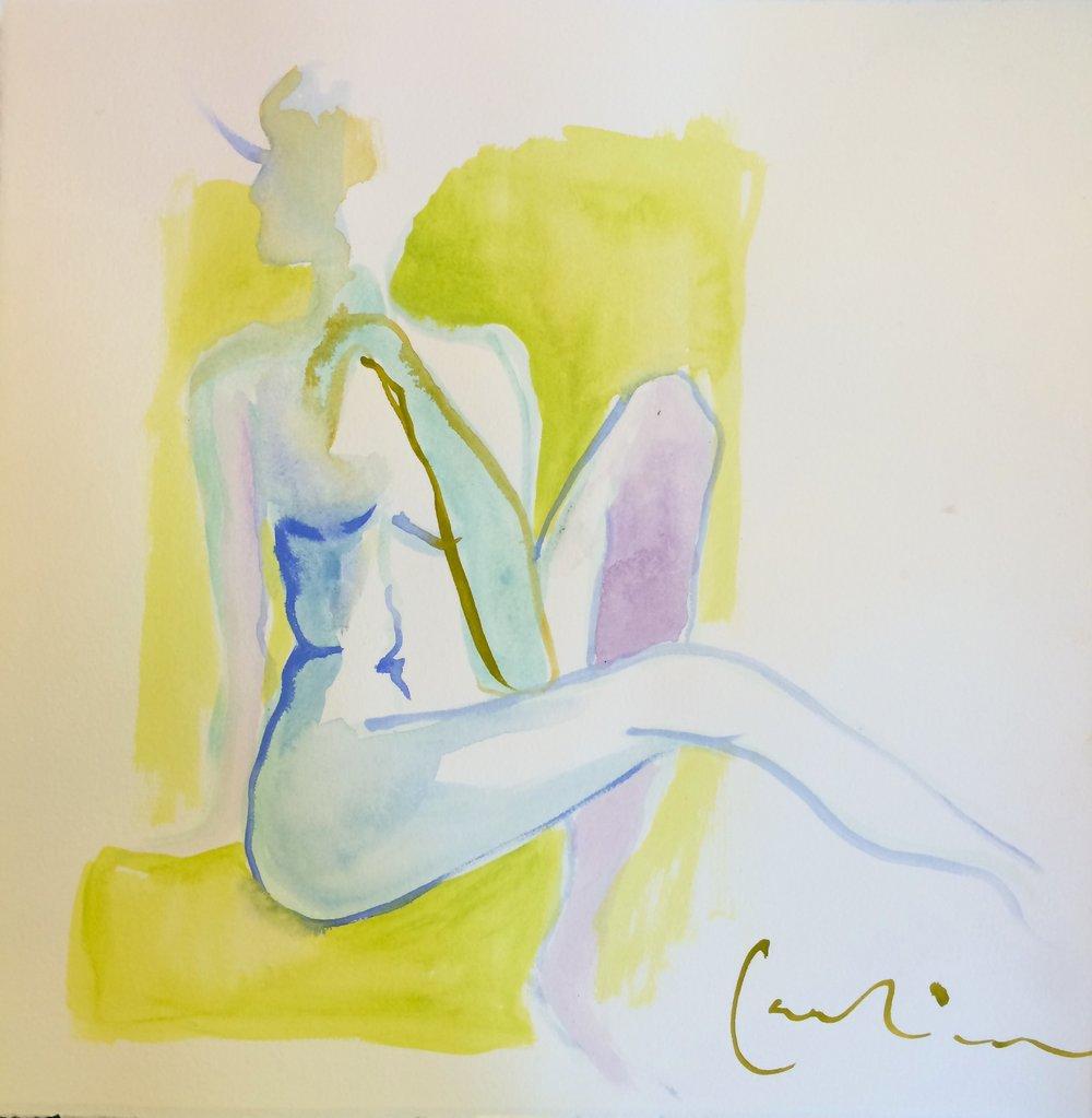 lime lady 11.5x11.5 Caroline Boykin.jpg