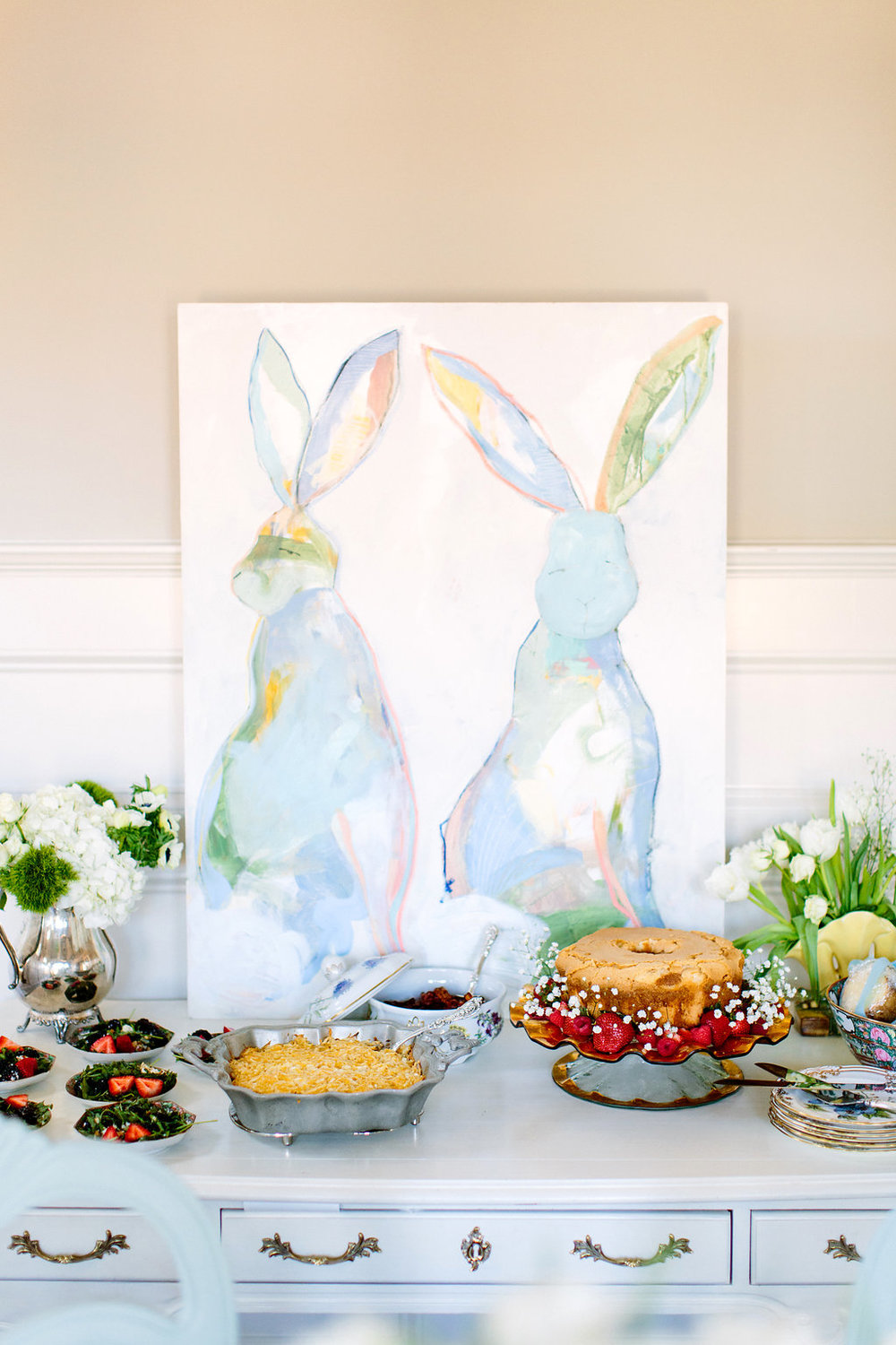 Caroline Boykin Easter Brunch 1