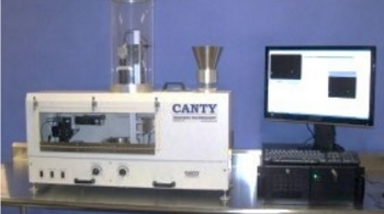 Canty Solidsizer with Color Analysis System