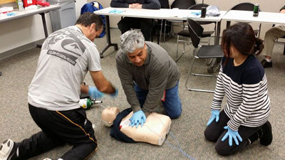 Blog — FIRST IN Emergency Response Training