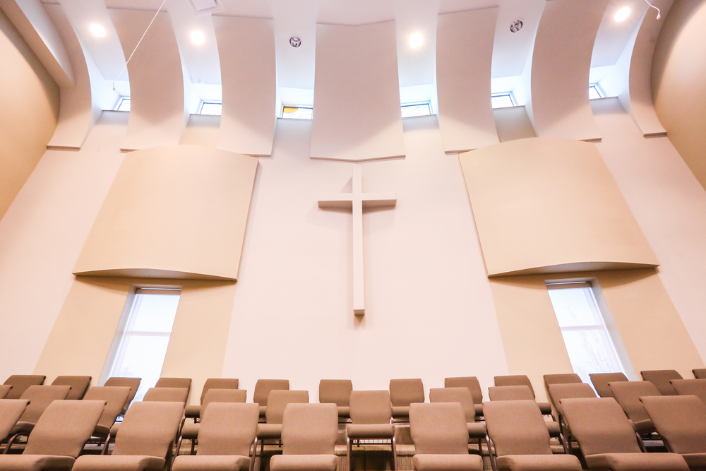 Vaughan Community Church Sanctuary