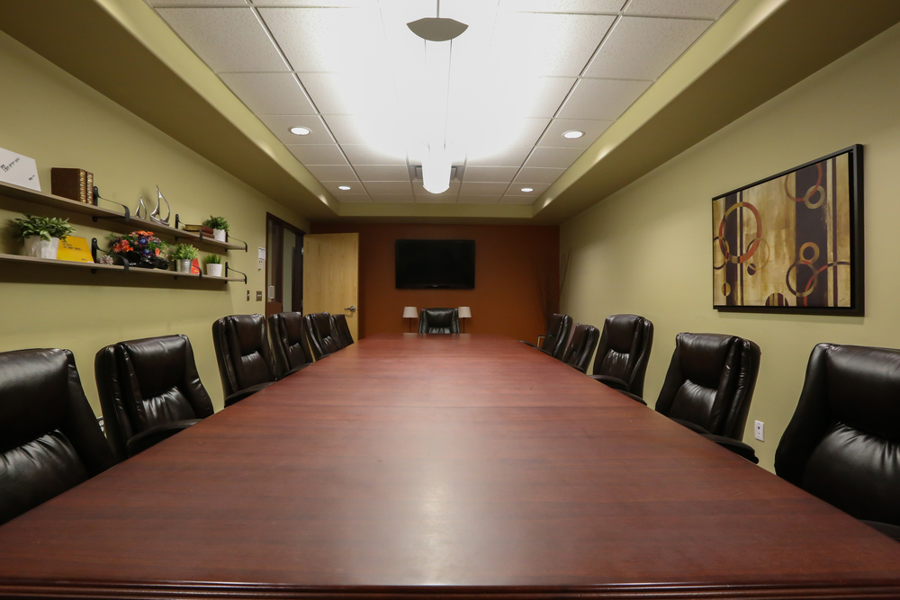 Vaughan Community Church Board Room
