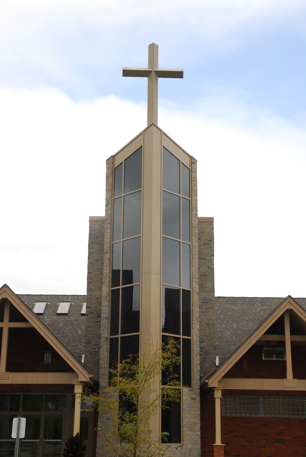 Cornerstone Community Church Exterior