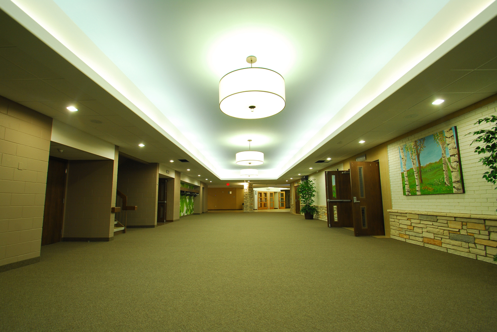 Portico Community Church Foyer