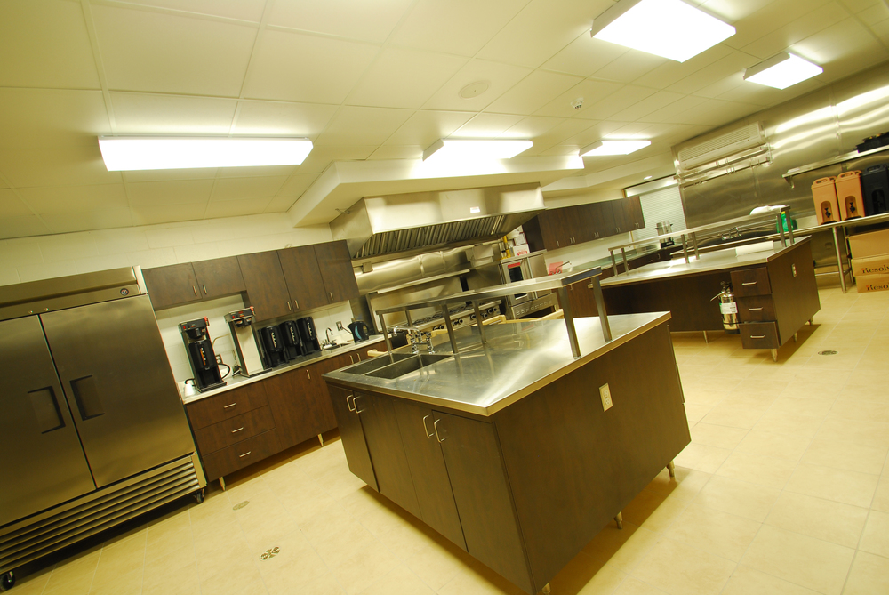 Portico Community Church Kitchen