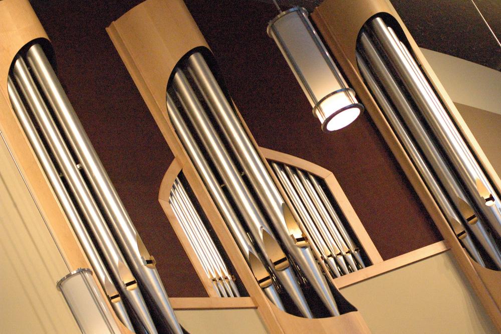 Bethel Canadian Reformed Church Pipe Organ