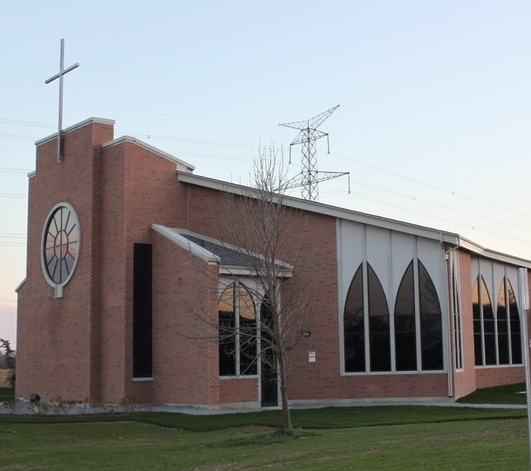 St Mathews Mar Thoma Church Exterior